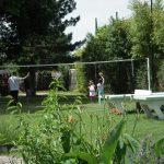 Aire de jeux - camping du Parc Etaules