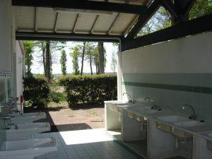 Sanitaires - camping du Parc Etaules
