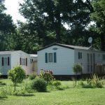 Mobil home Camping du Parc Etaules Royan