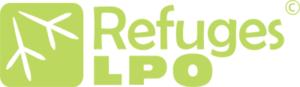 Logo Refuges LPO Camping du parc Etaules Royan
