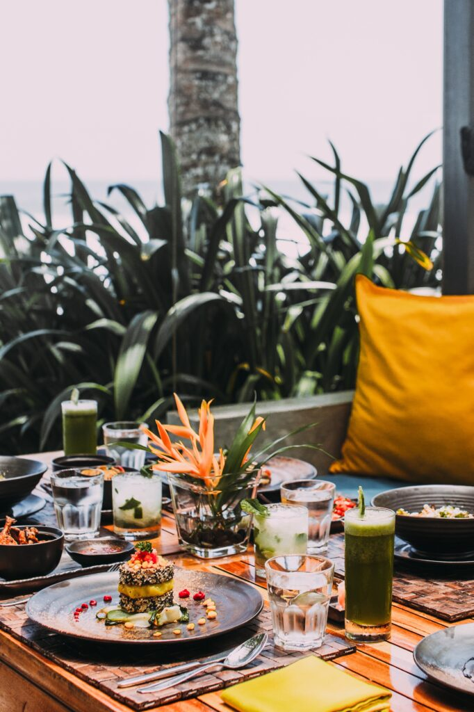 Restaurants près du Camping du parc Etaules Royan