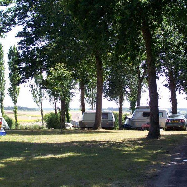 emplacements Camping du Parc Etaules Royan